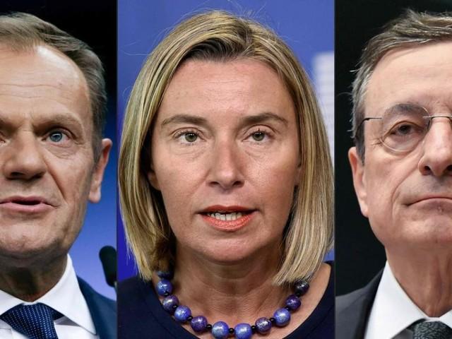 Gerangel um die fünf wichtigsten Jobs in der EU