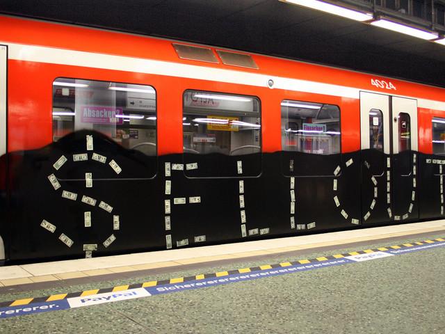 $ELLOUT S-Bahn von MOSES & TAPS™