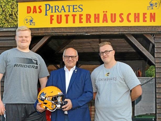 """Football und Jugend: """"Wir brauchen diese großen, schweren Jungs"""""""