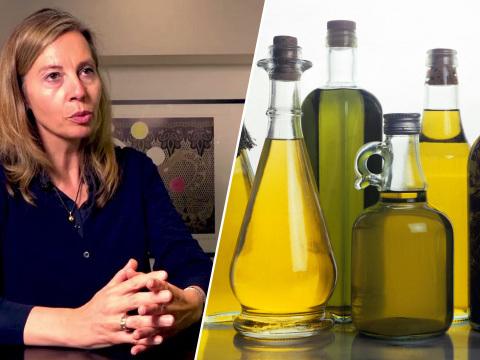 Expertin klärt auf: Kann man Olivenöl überhaupt zum scharfen Anbraten nutzen?