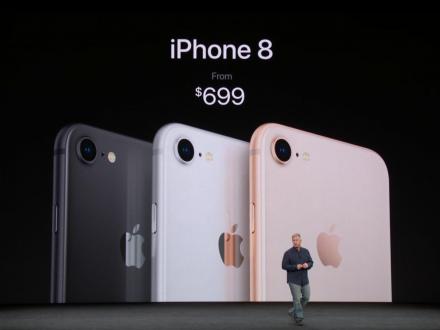 iPhone 8, iPhone 8 Plus, Apple Watch Series 3 & Apple TV 4K vorbestellen: Auf los geht's los