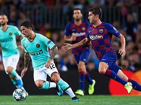 Primera Division: Transfers: Diesen Inter-Star wollte Barca haben