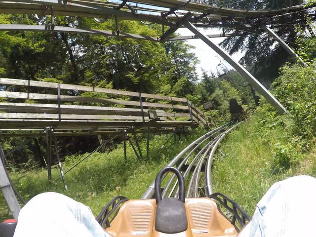 FORT FUN Abenteuerland erhöht Sicherheit bei Sommerrodelbahn