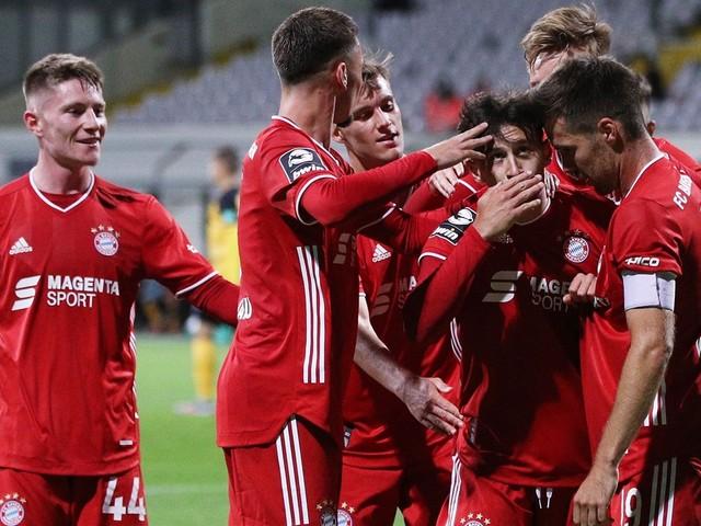 3. Liga: Bayern II und Haching feiern Siege