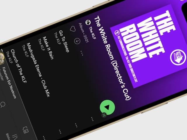 Spotify bemerkt, dass es den Apple HomePod gibt