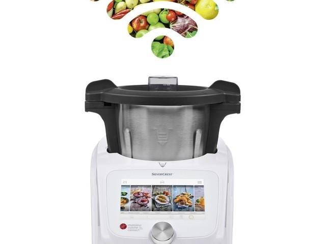 Lidl-Küchenmaschine mit WLAN ist ein Sicherheitsfiasko