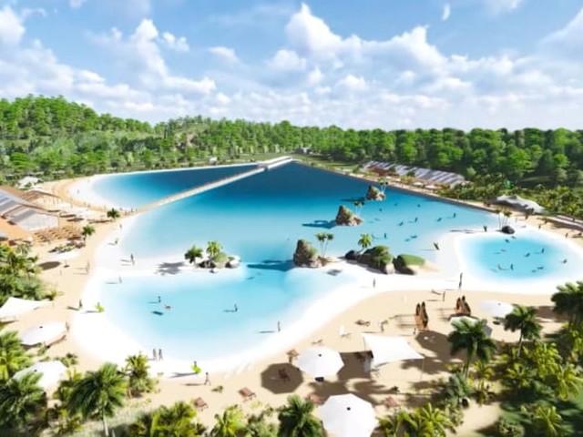 """Surfpark und Südseeparadies """"Aloha Waveland"""" in Würzburg geplant"""