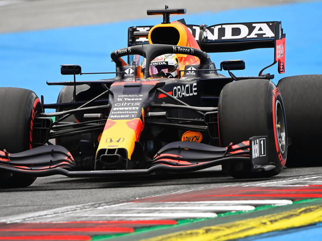 Formel 1: Max Verstappen fährt allen davon – Sebastian Vettel abgeschlagen