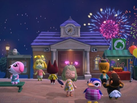 Nintendo hat Animal Crossing: New Horizons nicht vergessen