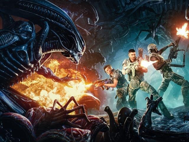 Test: Aliens: Fireteam Elite