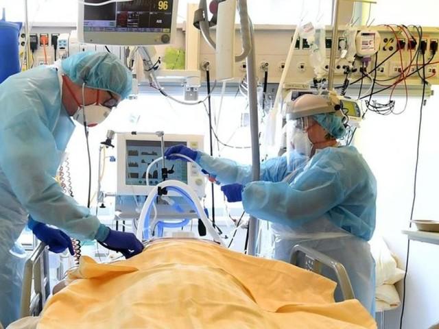 Covid-19: Wer sind derzeit die Patienten in den Spitälern?