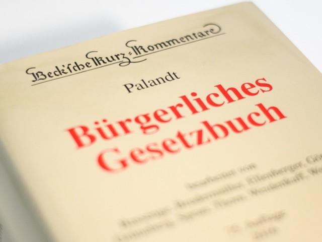"""""""Palandt"""", """"Schönfelder"""" und Co.: Verlag beendet Ehrung von Nazis"""