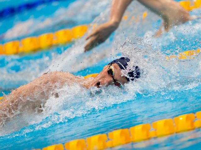 Schwimmer Auböck verpasste Olympia-Medaille knapp