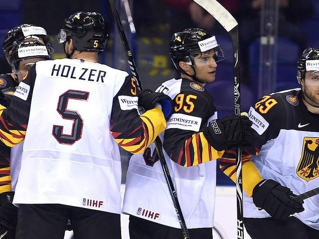 +++ Eishockey-WM live +++ - Viertelfinale im Visier: DEB-Team trifft auf die Slowakei - Grubauer fällt aus
