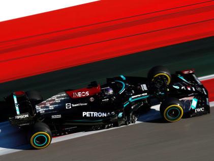 Formel 1: Sotschi, Russland GP Drama um McLaren, Hamilton siegt