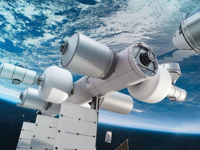 Blue Origin will eigene Raumstation im All errichten