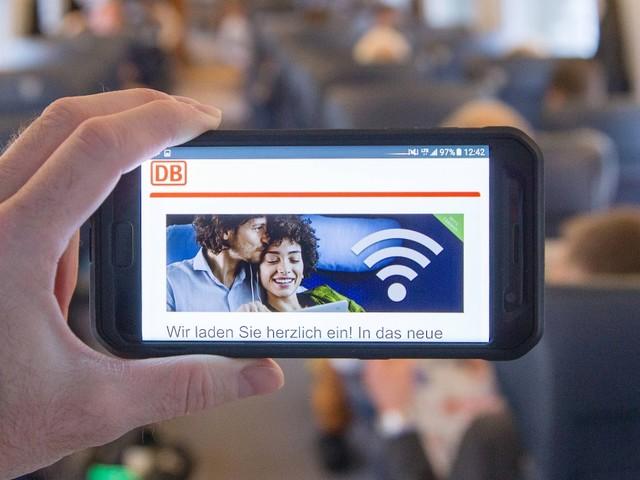 Mobilfunk im Zug: Bahn und Telekom versprechen lückenloses Netz bis 2026