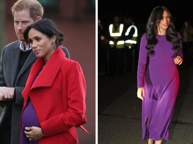 Meghan wieder schwanger? Kleidung könnte der Beweis für Baby-Gerüchte sein