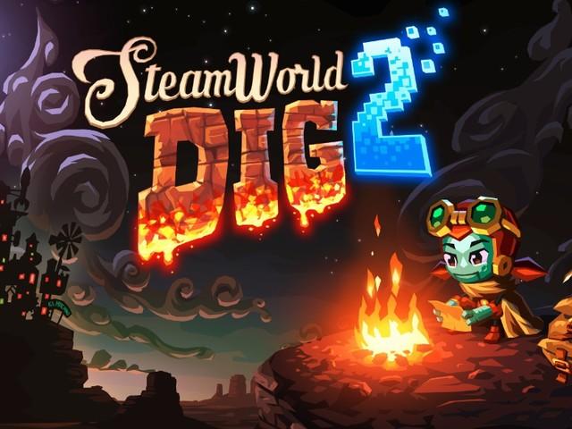 SteamWorld Dig 2: Diese Woche auf PC und Switch, nächste Woche auf PS4 und Vita