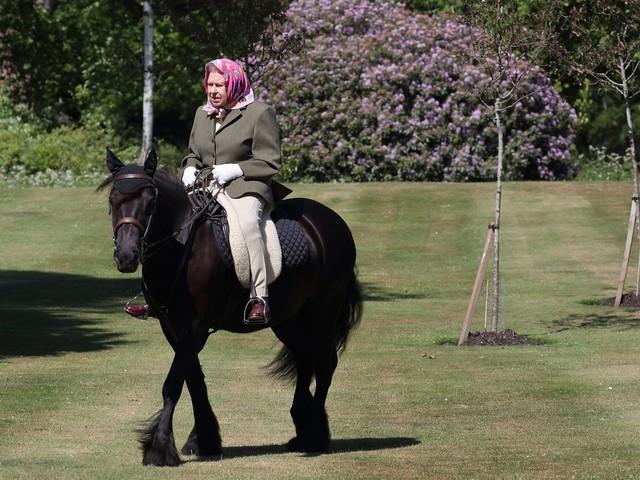 Queen Elizabeth: Queen Elizabeth muss ein weiteres Hobby aufgeben