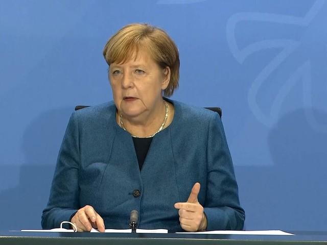 """Angela Merkel zu den Corona-Maßnahmen: """"Wir müssen handeln, und zwar jetzt"""""""