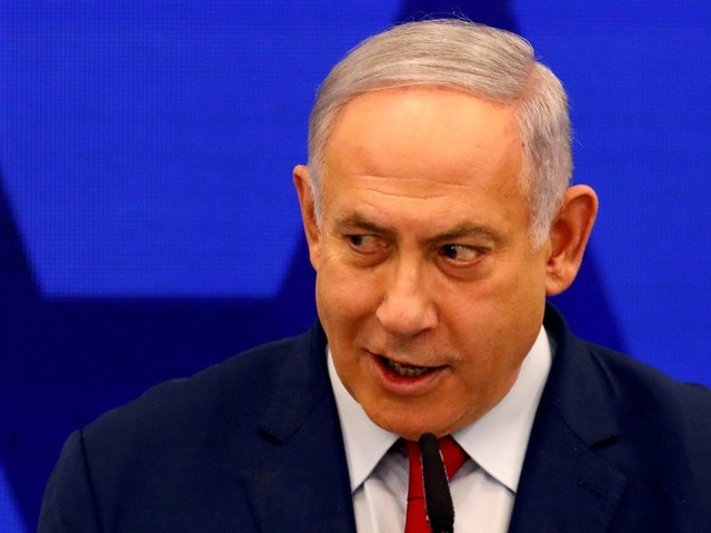 Facebook sperrte Chatbot auf Netanyahus Profil wegen Umfragen