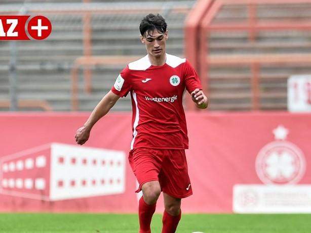 U19-Bundesliga: 2:2 bei Viktoria Köln: Erster Punkt für die RWO-U19