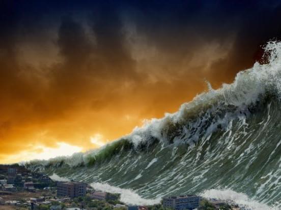 Geheimer Bibelcode entdeckt: Schock-Vorhersage! Auslöschung Spaniens durch Mega-Tsunami droht