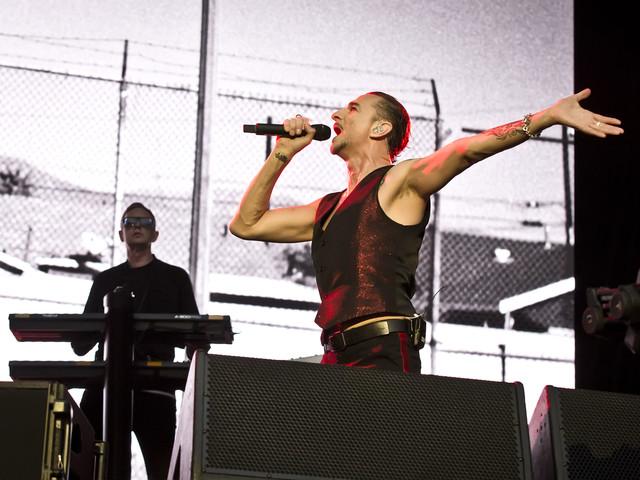 Depeche Mode live in Berlin 2017: Die besten Fotos