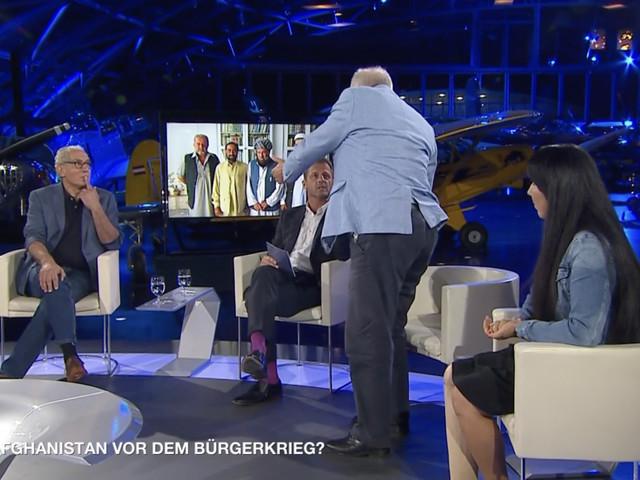 Eklat auf ServusTV: Talk-Gast verließ wütend Afghanistan-Diskussion