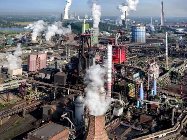 Stahlkrise: ThyssenKrupp muss sogar beim Büromaterial sparen
