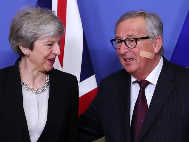 Juncker: Diese Woche wohl noch keine Entscheidung über Brexit-Termin