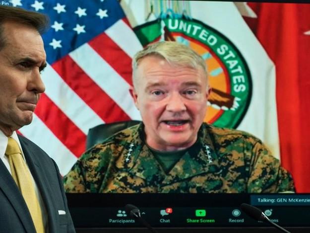 """""""Tragischer Fehler"""": US-Militär gesteht Tötung von Zivilisten durch Drohne in Kabul"""