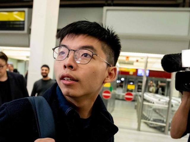 Hongkonger Aktivist Wong bittet Deutschland um Hilfe