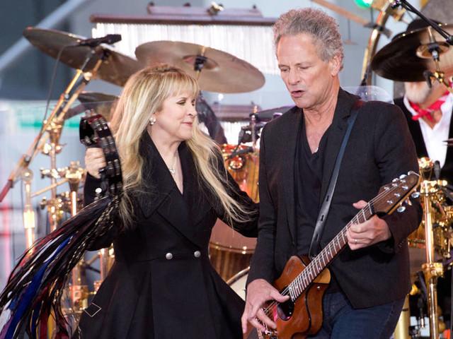 Fleetwood Mac: Lindsey Buckingham wurde nicht gefeuert