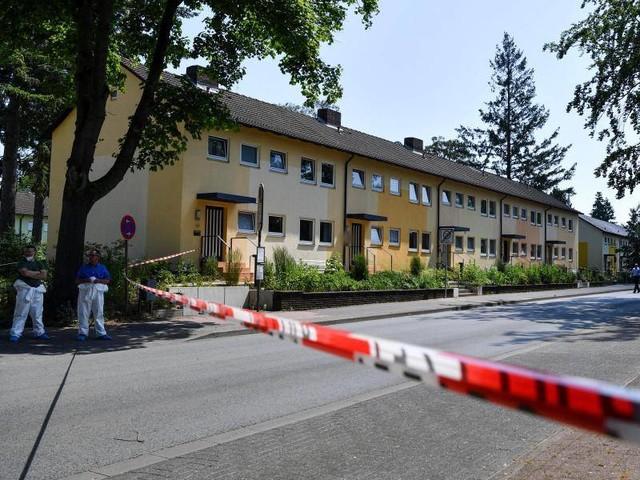 Täter auf der Flucht: Zwei Tote nach Schüssen in Espelkamp