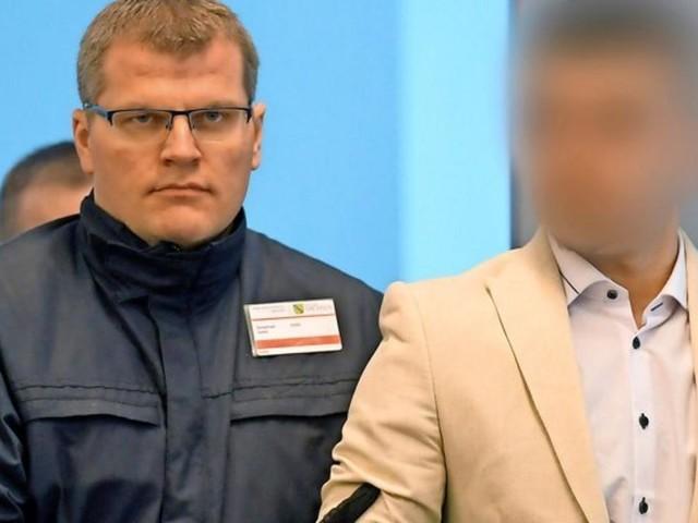 In der Nacht: Gericht untersucht Tatort in Chemnitz