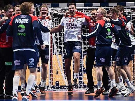 Handball-EM: Handball-EM: Norwegen holt mit Kantersieg Bronze