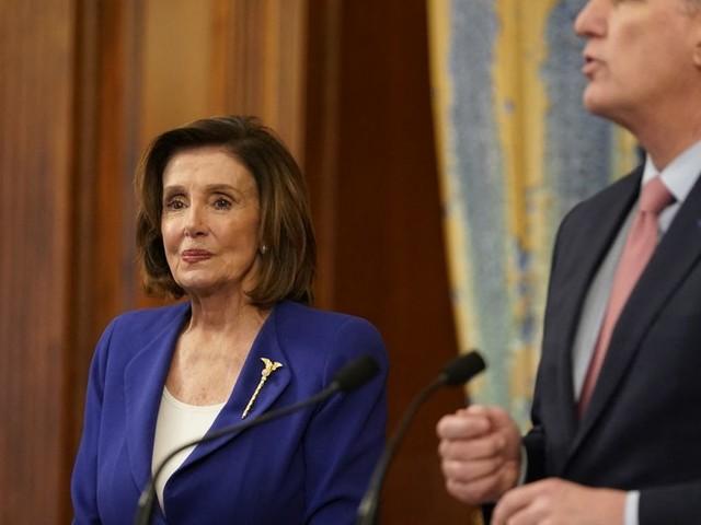 Führender US-Republikaner scherzte über Gewalt gegen Nancy Pelosi