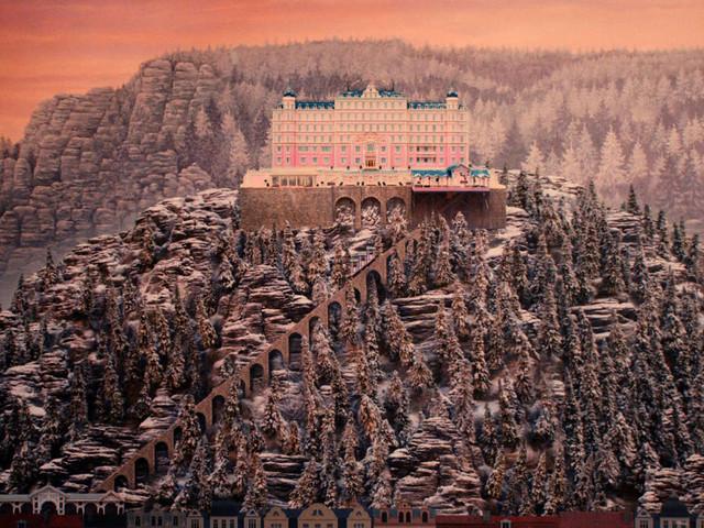"""Bekannt aus dem gleichnamigen Film: Gibt es das """"Grand Budapest Hotel"""" wirklich?"""