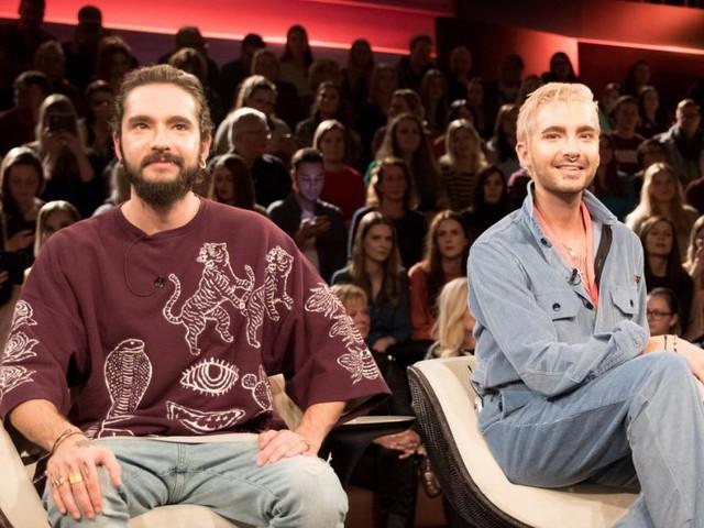 Tom Kaulitz half Bruder Bill in Liebesdingen auf die Sprünge