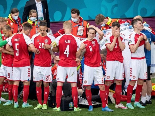 Dänischer Mannschaftsarzt: Das war der Grund für Eriksens Zusammenbruch