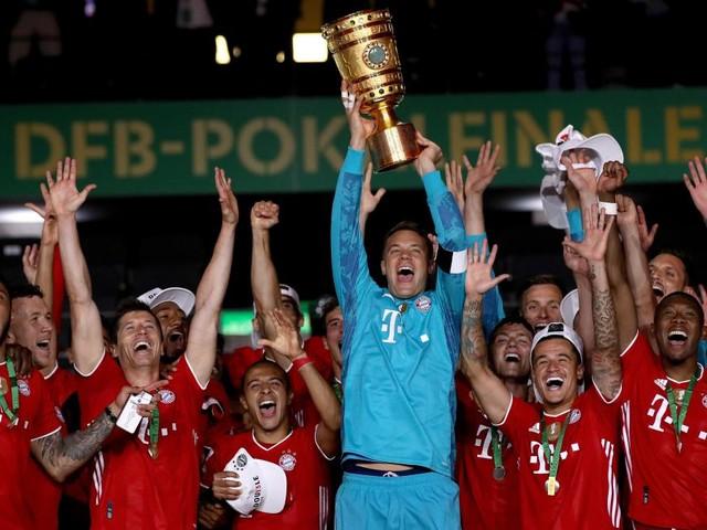 FC Bayern krönt sich zum Doublesieger