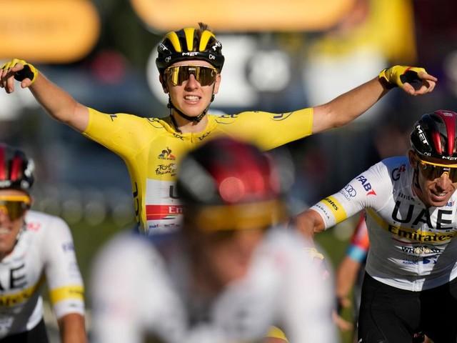 Titelverteidiger Pogacar gewinnt 108.Tour de France