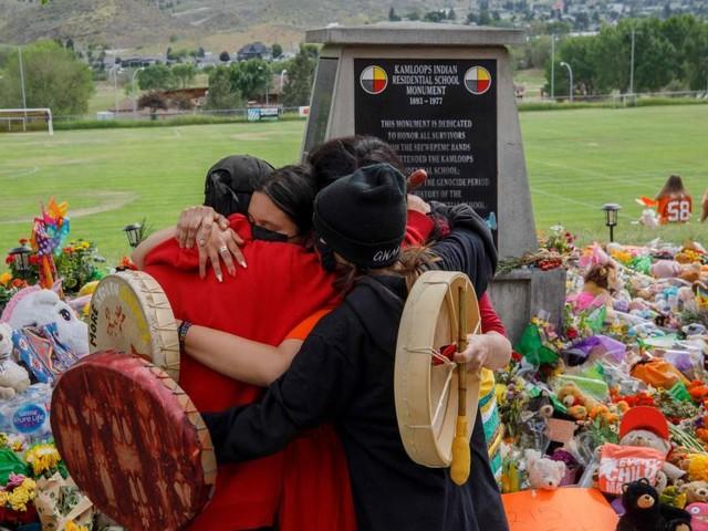 160 weitere Gräber nahe Schule für indigene Kinder in Kanada entdeckt