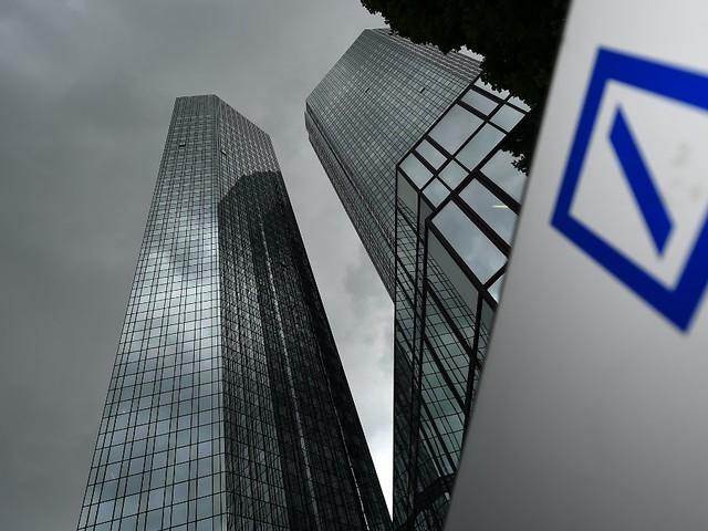 Unerlaubt Anleihen gekauft?: EZB prüft Verfahren gegen Deutsche Bank