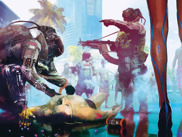 """""""Cyberpunk 2077"""": CD Projekt RED verschiebt Release ein weiteres Mal"""