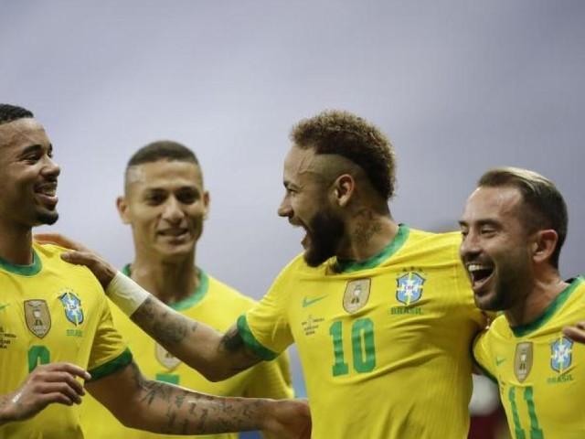 Brasilien schlägt Venezuela zum Auftakt der Copa América
