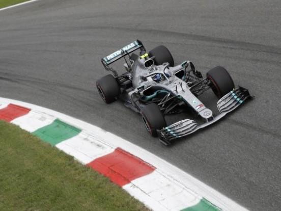 Formel 1 2021Großer Preis von Italien: Hamilton Schnellster vor Sprint-Qualifikation