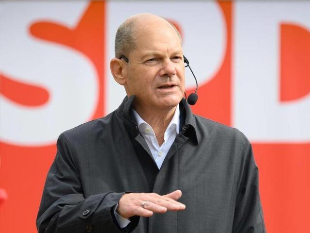 Bundestagswahl: Schlussspurt vor der Wahl - Scholz will Koalition mit Grünen